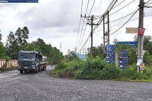 Ngang nhiên xây cụm công nghiệp 'chui' giữa lòng TP. Biên Hòa