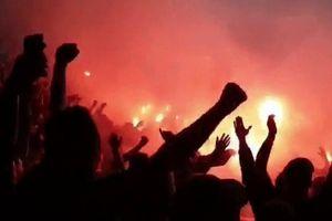 Đoàn Văn Hậu có thể mất ngủ vì pháo sáng ở Heerenveen