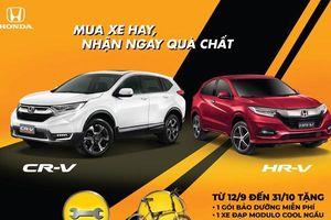 Honda Việt Nam tặng xe đạp Modulo trị giá 7,7 triệu đồng cho khách hàng mua CR-V và HR-V