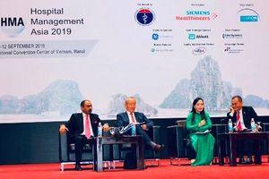 Hội nghị quản lý bệnh viện khu vực châu Á: Hướng tới hiệu quả điều trị