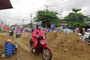 Ì ạch mở rộng đường Lương Định Của, quận 2