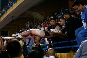 Pháo sáng có thể khiến tuyển VN thiệt hại lớn ở VL World Cup