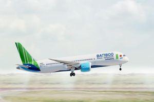 Bamboo Airways tăng vốn điều lệ lên 1.300 tỉ đồng