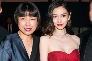 Nghệ sĩ Trung Quốc tranh vị trí, nói dối số đo ba vòng khi dự thảm đỏ