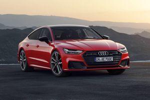 Audi ra mắt A7 Sportback mạnh nhất, gắn thêm động cơ điện