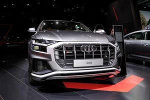 Audi SQ8 2020 cực mạnh với động cơ diesel V8, bất chấp bê bối khí thải