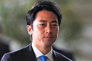 Tân bộ trưởng 38 tuổi của Nhật Bản là con trai cựu thủ tướng Koizumi