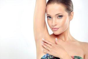 4 cách đơn giản làm trắng vùng da dưới cánh tay