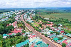 Huyện Đức Cơ (Gia Lai): Chung sức xây dựng nông thôn mới