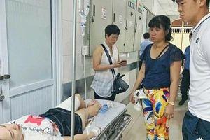 Công an truy tìm thủ phạm bắn pháo sáng làm nữ CĐV trọng thương trên sân Hàng Đẫy