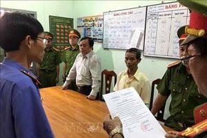 Khởi tố, bắt tạm giam Phó chủ tịch UBND thành phố Phan Thiết