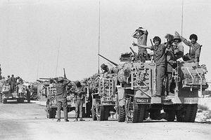 Yom Kippur 1973 - trận đánh xe tăng lớn nhất hậu Thế chiến II