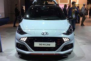 Xe siêu rẻ Hyundai i10 2020 ra mắt phiên bản thể thao