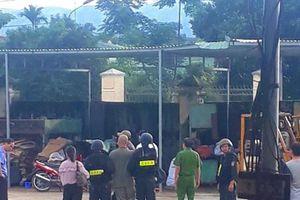 Công ty Đồng An Viên sản xuất ma túy đá ở Kon Tum khai báo kinh doanh ngành nghề gì?