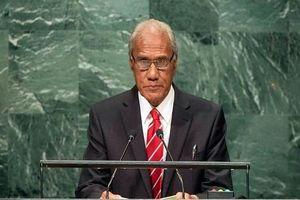 Chân dung Thủ tướng Tonga xuất thân thường dân vừa qua đời