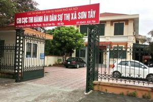 Cục THADS Thành phố Hà Nội 'cắt khúc' khi xác minh sai phạm của cấp dưới?