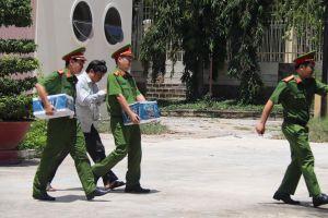 Hoàn tất bắt, khám xét đối với Phó chủ tịch UBND TP.Phan Thiết Trần Hoàng Khôi