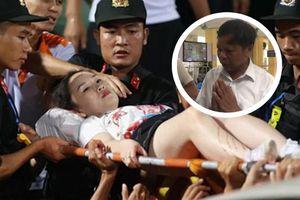 CĐV Nam Định: 'Bắn pháo sáng là hành động giết người'