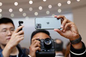 Giá trị Apple chạm 1.000 tỉ USD sau khi iPhone 11 ra mắt