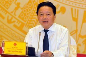 Bộ trưởng Trần Hồng Hà: Chất lượng không khí bên ngoài nhà máy Rạng Đông đã ở ngưỡng an toàn