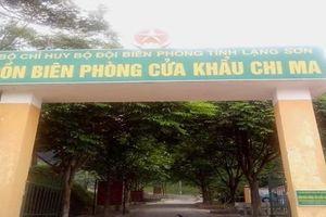 'Khắc tinh' của tội phạm buôn lậu qua cửa khẩu Chi Ma