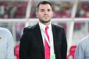 Thất bại vòng loại World Cup, HLV Indonesia sắp bị sa thải?