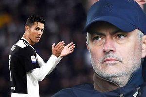 Mourinho: Ronaldo đá thế, 50 tuổi vẫn ghi bàn