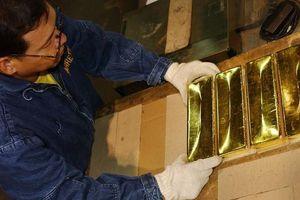 Kỳ vọng châu Âu hạ lãi suất đồng euro, giá vàng tăng vượt mốc 1.500USD/ounce