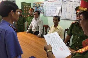 Phê chuẩn lệnh khởi tố, bắt tạm giam Phó Chủ tịch UBND TP Phan Thiết