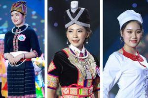 Cận cảnh nhan sắc những thí sinh tại Hội thi 'Nét đẹp các dân tộc thiểu số tỉnh'
