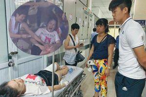 Hành động đẹp của Duy Mạnh chiếm spotlight khi chứng kiến CĐV bị thương trên khán đài trận Hà Nội - Nam Định