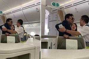 Vụ khách say xỉn sàm sỡ ở máy bay: Phạt nhân viên an ninh 2 triệu đồng