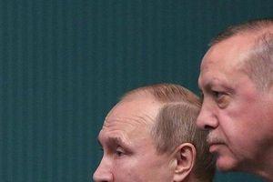 'Mộng đẹp không thành' ở Idlib: Thổ Nhĩ Kỳ 'hụt hẫng' khi Nga chơi 'ván bài lật ngửa'?