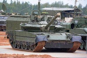 Vì sao Nga phải giảm bớt mức độ bảo vệ của xe tăng T-80BVM?