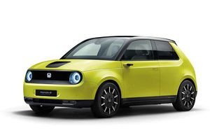 Ngắm ôtô điện giá hơn 750 triệu của Honda