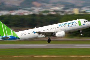 Tháng sau, Bamboo Airways đưa vào khai thác chiếc Boeing B787-9 Dreamliner đầu tiên, đẩy đội bay lên tới hạn 30 tàu vào quý 1/2020