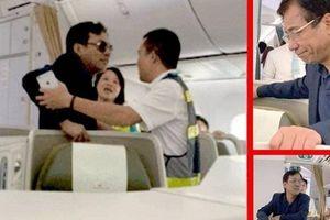 Vụ khách say xỉn sàm sỡ trên máy bay: Một nhân viên an ninh bị phạt 2 triệu