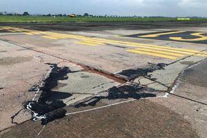 Bộ GTVT xin Chính phủ cấp vốn để sửa gấp đường băng Nội Bài, Tân Sơn Nhất