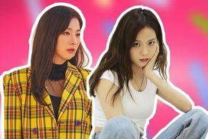Fan rần rần trước màn tương tác siêu đáng yêu của Jisoo (BlackPink) và Seulgi (Red Velvet) trên mạng xã hội