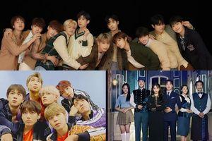 X1, BTS và nhạc phim 'Hotel Del Luna' đứng đầu BXH Gaon ở Hàn Quốc