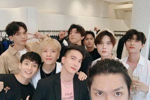 Uni5 vừa 'thả thính' ảnh chụp chung với S.T Sơn Thạch, MONSTAR: Fan phấn khích kêu gọi sự kết hợp và đặt luôn… tên nhóm nhạc