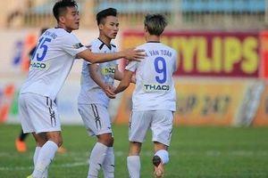 CLB HAGL đón tin vui trước vòng 23 V.League 2019