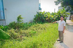 Thái Bình: Sau 14 năm trúng đấu giá, vẫn chờ 'sổ đỏ'