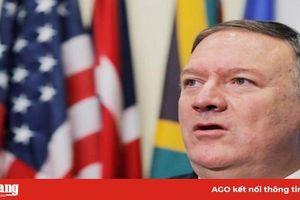 Chính quyền Mỹ cân nhắc ông Pompeo kiêm nhiệm Cố vấn an ninh quốc gia