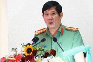 Bộ Công an cách chức Giám đốc Công an Đồng Nai Huỳnh Tiến Mạnh