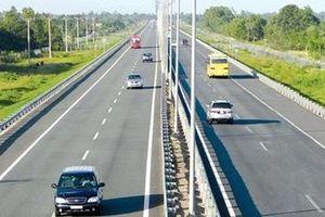 Ngày 16-9, khởi công dự án cao tốc Bắc - Nam đầu tiên