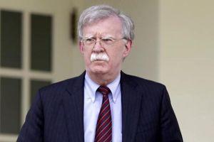 Tổng thống Trump: Ông Bolton là 'thảm họa' trong chính sách Triều Tiên