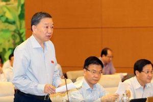 Bộ trưởng Tô Lâm: 'Nhiều vụ giết người với hành vi dã man, tàn bạo'