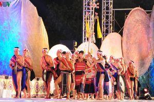Liên hoan Văn hóa cồng chiêng các dân tộc thiểu số Bình Ðịnh