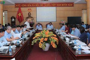 Tổ công tác của Thủ tướng Chính phủ làm việc tại Bắc Kạn